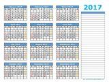 Year Long Calendar Template Make Your Own Calendar Online Printable Calendar 2018