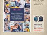 Yearbook Flyer Template Senior Yearbook Ad Templates Graduation Ad High School