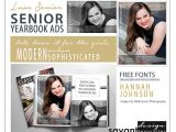 Yearbook Flyer Template Yearbook Ads Senior Graduation Photoshop Templates Luxe
