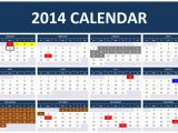 Yearly Planning Calendar Template 2014 2014 Calendar Templates Microsoft and Open Office Templates