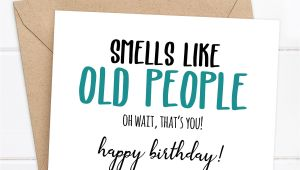 You are 100 My Type On Paper Card Rude Sarcastic Alternative Funny Birthday Card 40th Birthday