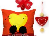 You are My Sunshine Valentine Card Buy Indigifts Valentine Gift for Boyfriend Love You are My