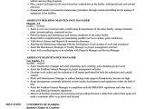 Young Engineer Resume Maintenance Manager Resume Resume Sample