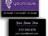 Younique Business Card Template Younique Business Card Design 1 Tekton Business
