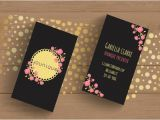 Younique Business Card Template Younique Consultant Business Card Template Layered Psd No