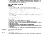 Youth Counselor Sample Resume Youth Counselor Resume Samples Velvet Jobs
