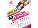 Youth Group Flyer Template Free Church Ministry Youth Group Flyer Template