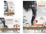 Youth Group Flyer Template Free Church Youth Group Flyer Ad Template Design