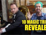 Youtube Simple Card Tricks Revealed 10 Magic Tricks Revealed