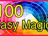 Youtube Simple Card Tricks Revealed Compilation Easy Magic Tricks Revealed Tutorial 100