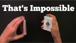 Youtube Simple Card Tricks Revealed Impress Anyone with This Card Trick