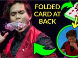 Youtube Simple Card Tricks Revealed Shin Lim S top 5 Magic Secrets Finally Revealed America S Got Talent Factofusion
