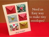 Youtube Valentine Card Making Ideas How to Make Tiny Envelope and A Card Tutorial Youtube