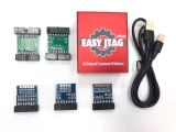 Z3x Easy Jtag Smart Card Driver Easy Jtag Plus with 5 Ic Friend Custom Red Edition