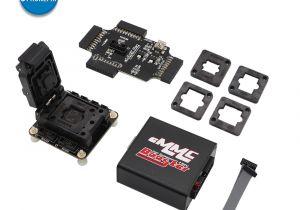 Z3x Easy Jtag Smart Card Driver Hot Promo 6fd93 Emmc socket for Emmc Pro Medusa Pro Easy