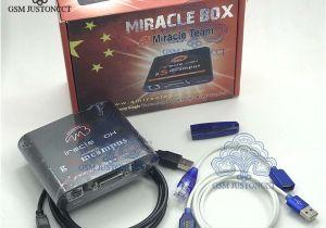 Z3x Easy Jtag Smart Card Driver New original Miracle Box for China Mobile Phone Unlock Flash Repairing Unlock Box with Miracle Key