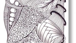 Zentangle Tile Template Journey Through Zentangle Art Zentangle Tiles