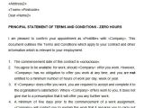 Zero Hours Contract Of Employment Template 23 Hr Contract Templates Hr Templates Free Premium