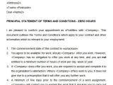 Zero Hours Employment Contract Template 23 Hr Contract Templates Hr Templates Free Premium