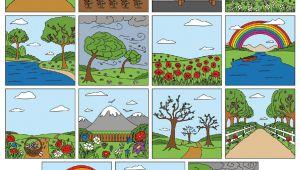 Zip A Dee Doo Dah Greeting Card Spring Background Scenes Clipart Zip A Dee Doo Dah Designs