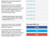 Zurb Email Template 40 attractive Mailchimp Email Newsletter Templates